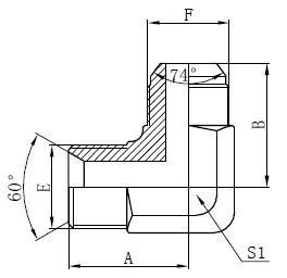 BSP Shlangi adapterlarni chizish