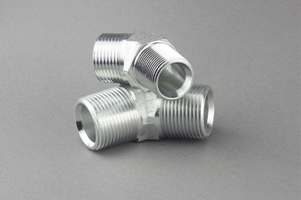 Metric Male O-ring Fittings